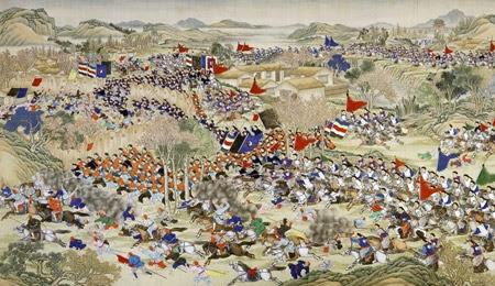 Nian Rebellion in China (1853 - 1868)