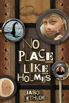 No Place Like Holmes {Book Review}