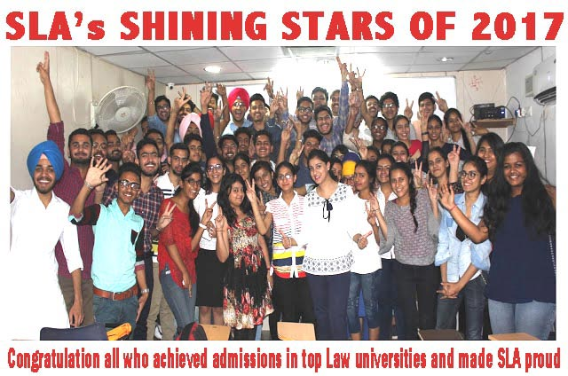 students scored admission in Pu du clat