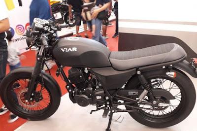 Viar Vintech 200