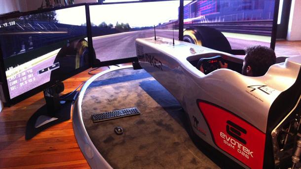 $90,000 for Ferrari F1 Simulator   Information Technology
