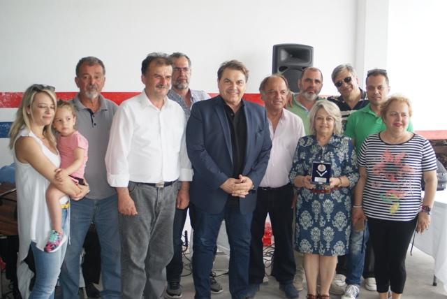 Απόστρατοι Πυροσβέστες επισκέφθηκαν την Αργολίδα & γλέντησαν στην Δαλαμανάρα