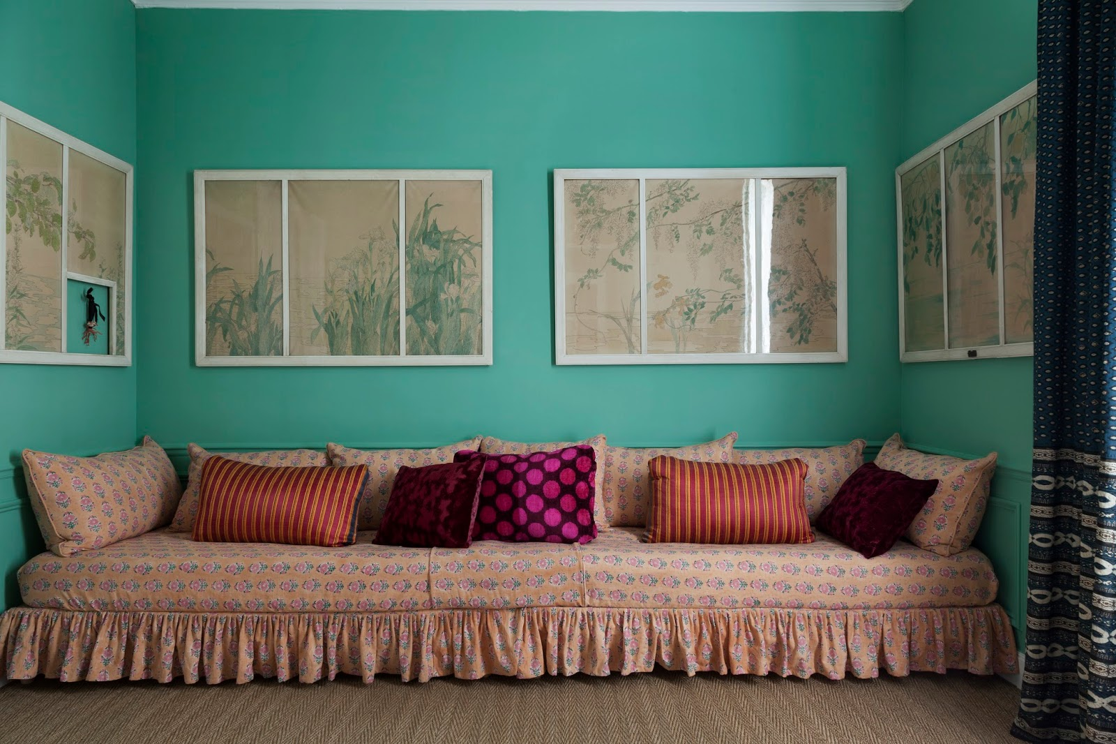 Tiny Home Designs: Little Augury: HAUTE BOHEMIANS~ MIGUEL FLORES VIANNA
