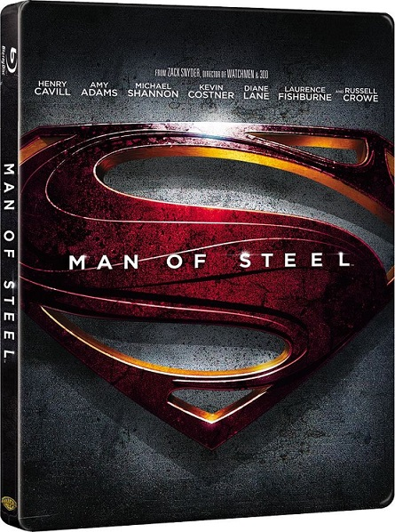Man Of Steel (El Hombre de Acero) (2013) 1080p BluRay REMUX 27GB mkv Dual Audio DTS-HD 5.1 ch