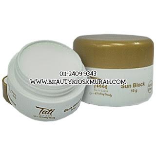 Tati Sun Block Cream 10g