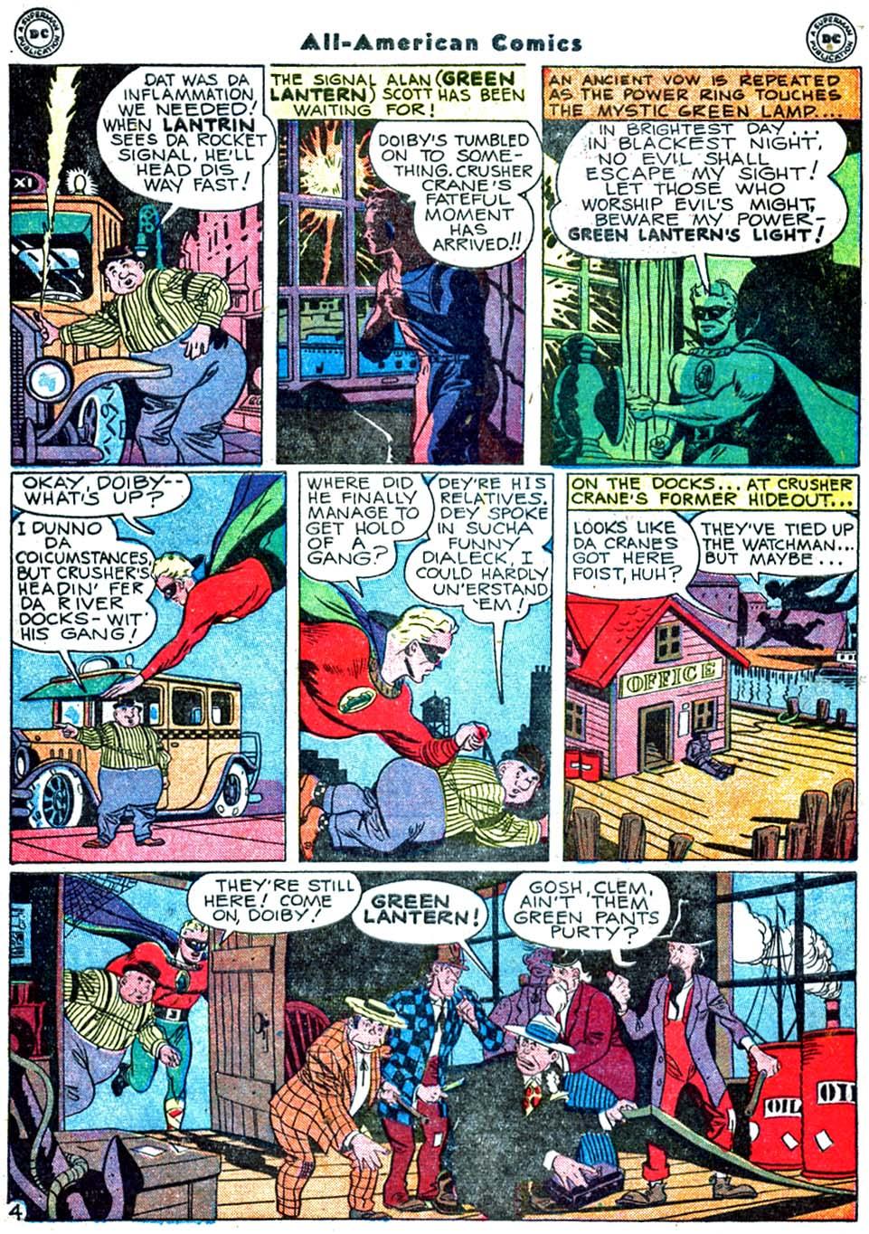 Read online All-American Comics (1939) comic -  Issue #78 - 6