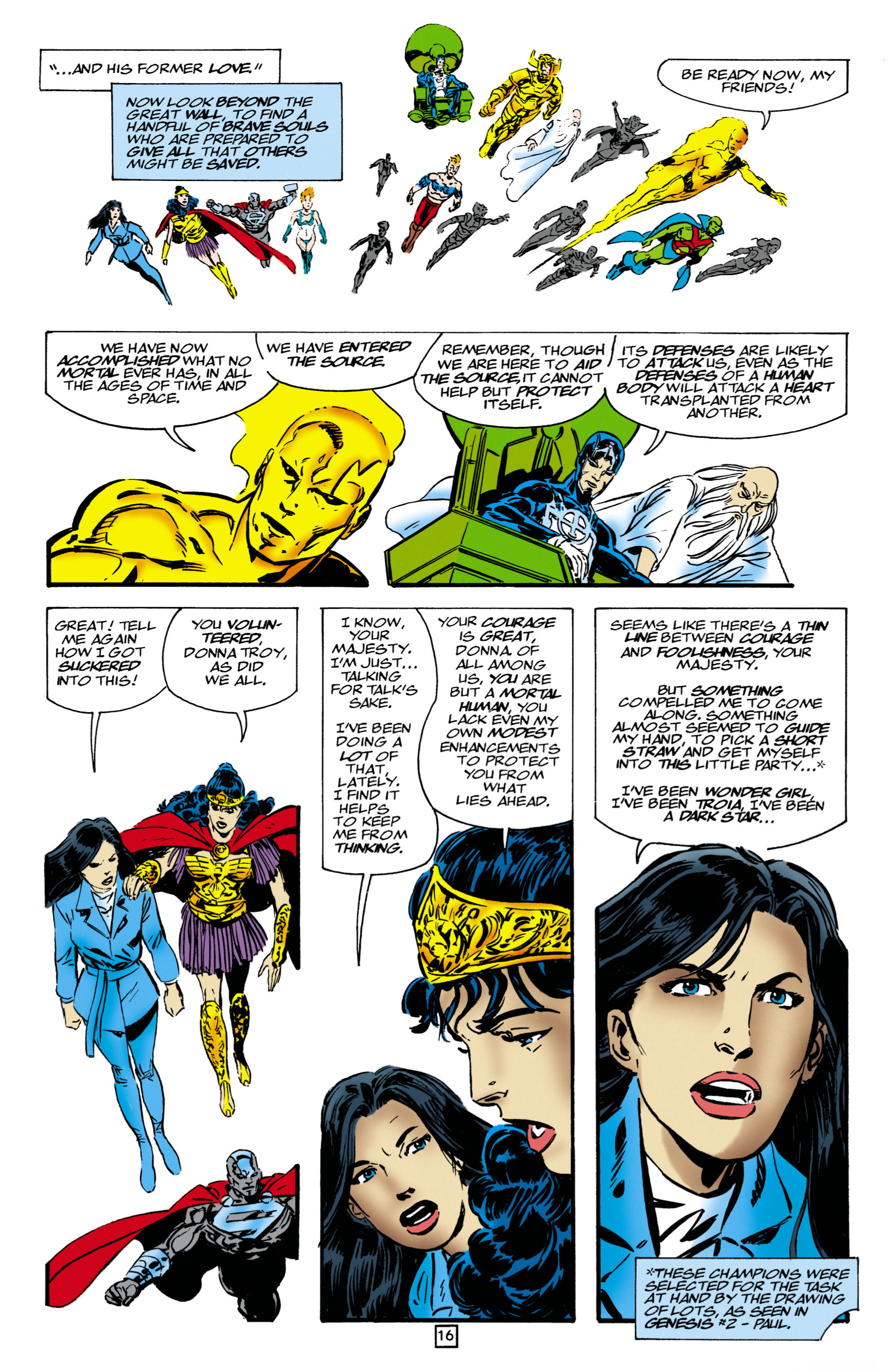 Read online Wonder Woman (1987) comic -  Issue #126 - 16