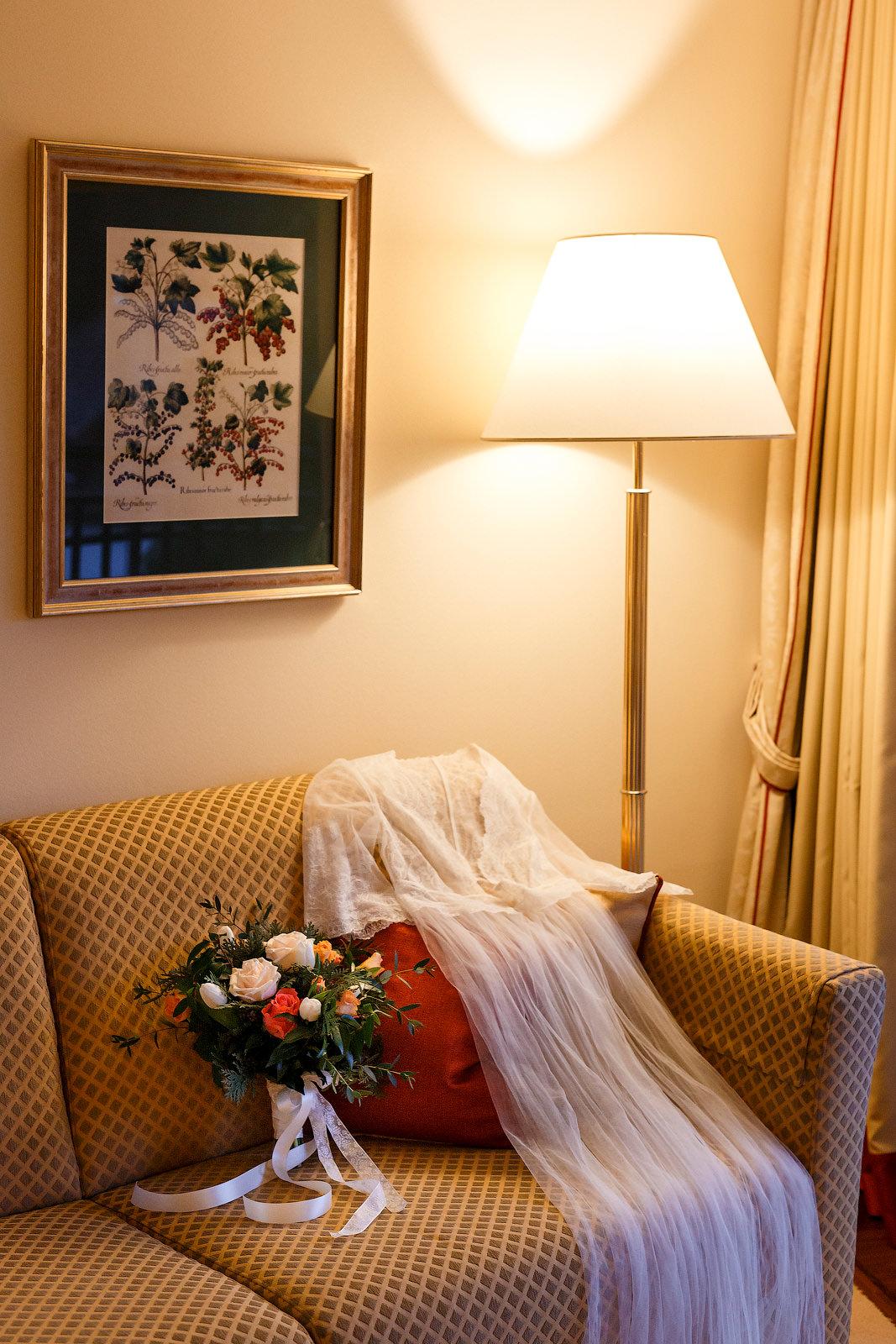 Outfit Ideen für Boudoir Shooting im Hotel.