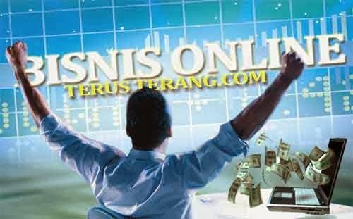 bisnis online di internet