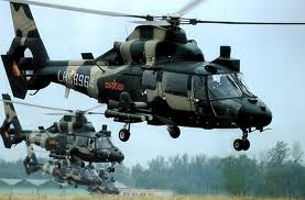 attach helicoper in indian airforce