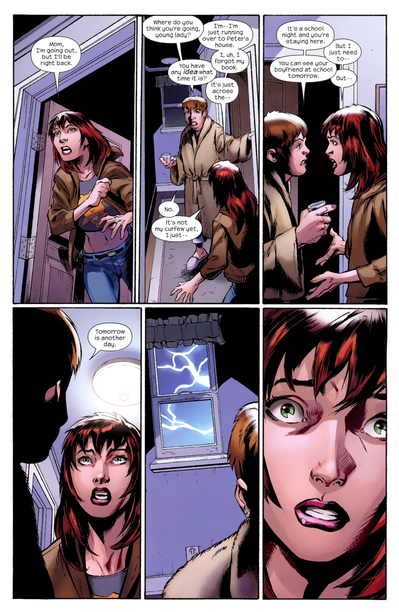 Read online Ultimate Spider-Man (2009) comic -  Issue #160 - 10
