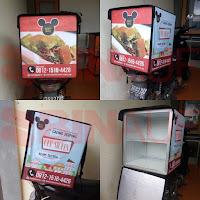 jual Tas delivery makanan Surabaya Miki