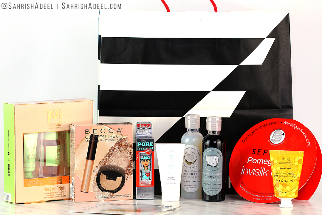 My First Trip To Sephora - What I Bought? | Becca, Pixi Beauty, Benefit Cosmetics, Sephora Collection & more | Sephora Malaysia