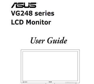 ASUS VG248QE Manual