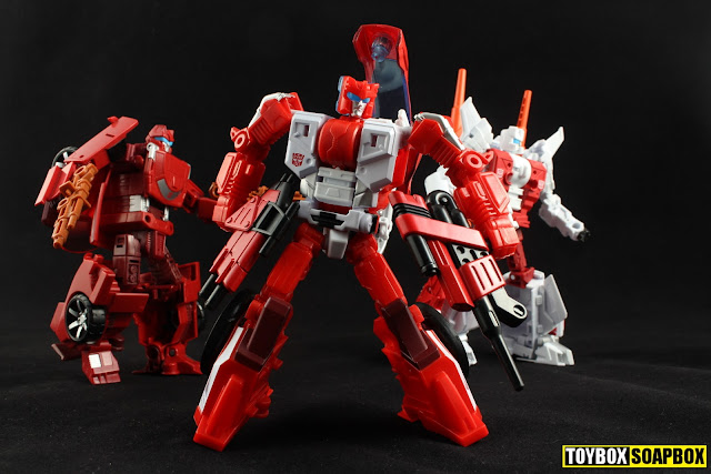 unite warriors afterburner guns