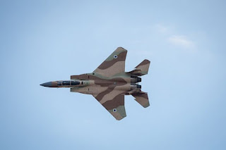 Israel Bombed Sinai Targets in Retaliation for Rocket Attack in their region Photo Credit: Miriam Alster / Flash 90