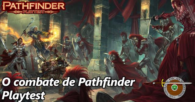Combate Pathfinder 2E