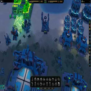 Planetary Annihilation PC Game Free Download