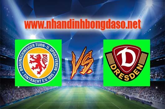 Nhận định Eintr. Braunschweig vs Dynamo Dresden, 01h15 ngày 11-04