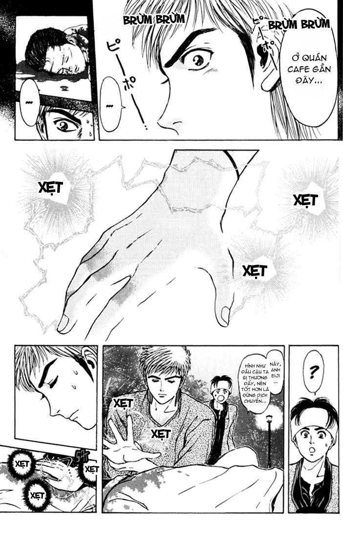 Psychometrer Eiji chapter 51 trang 14