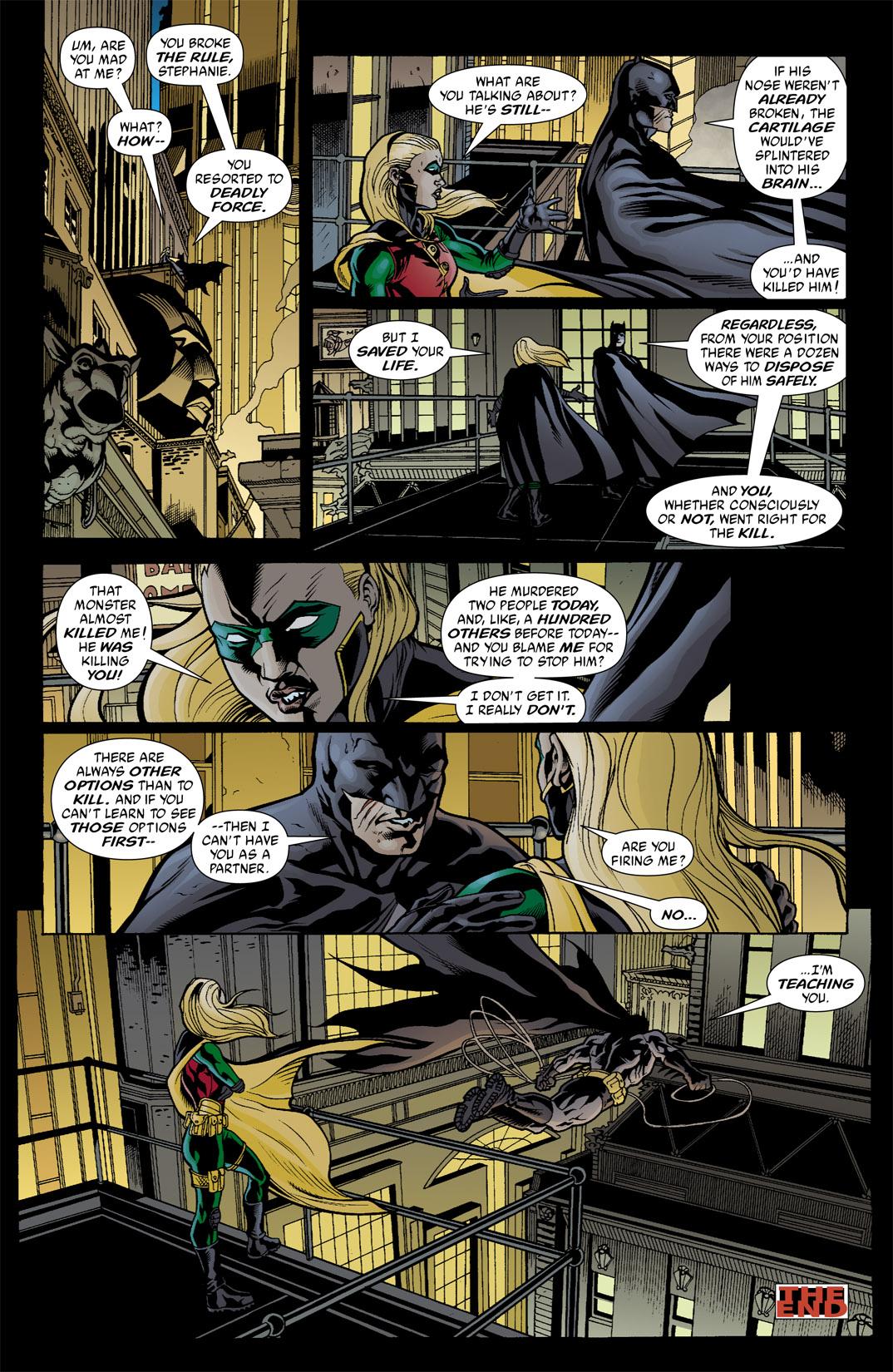 Detective Comics (1937) 796 Page 22
