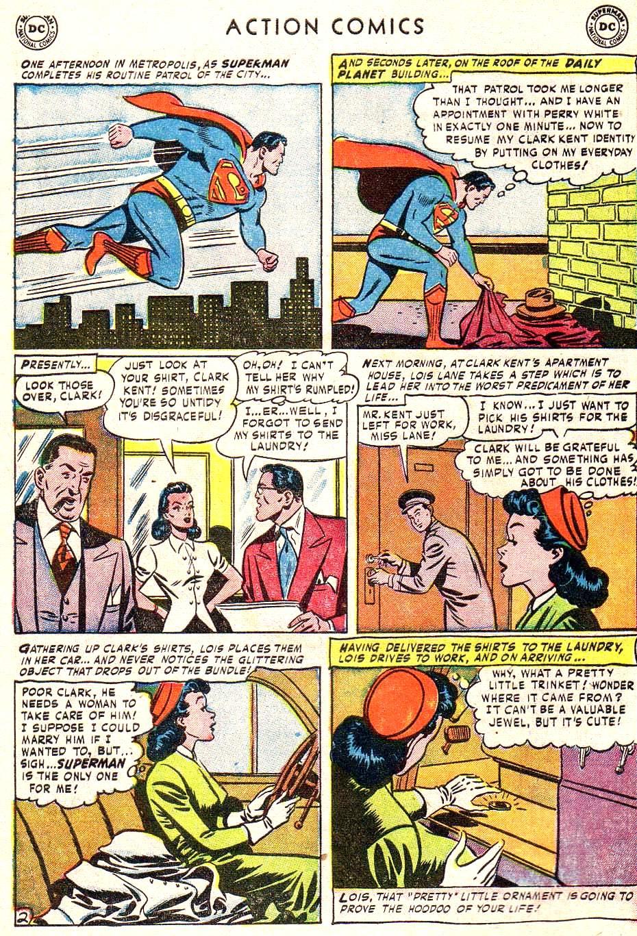 Action Comics (1938) 172 Page 3