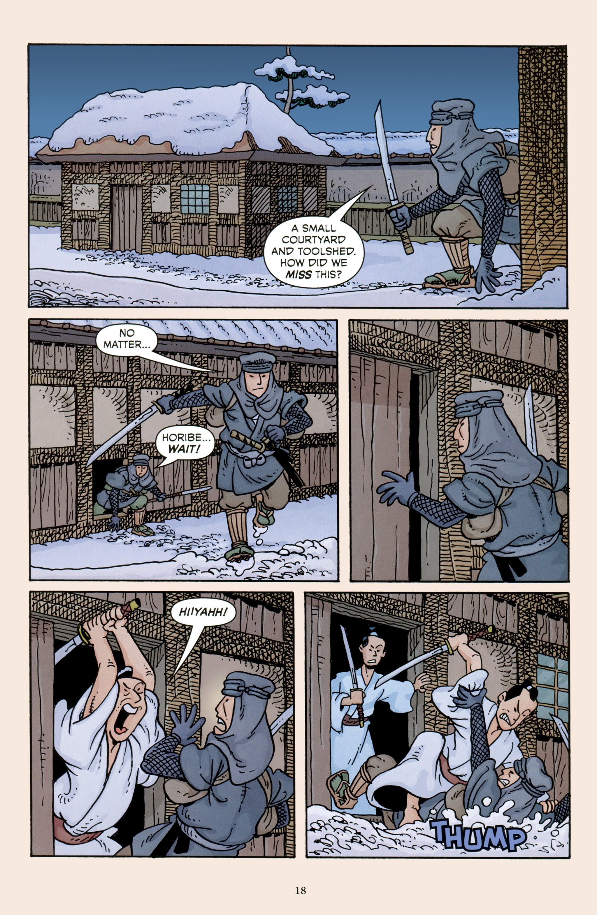 Read online 47 Ronin comic -  Issue #5 - 20