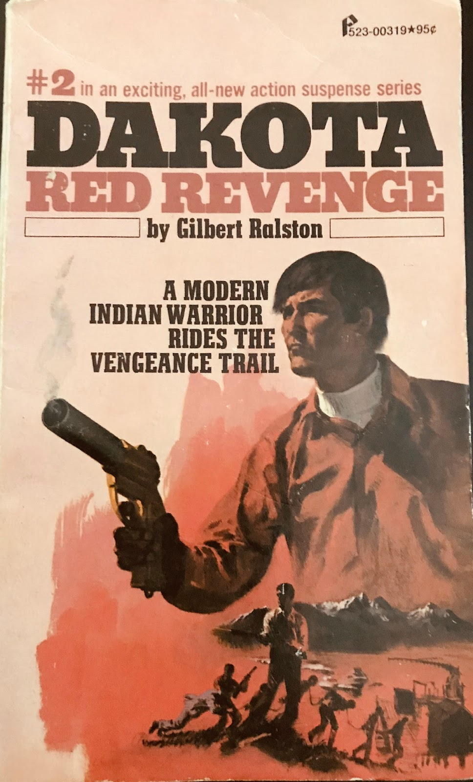 Paperback warrior march 2018 red revenge is another top notch effort from author gilbert ralston it was released in 1974 through the popular pinnacle adventure line and marks the fandeluxe Choice Image