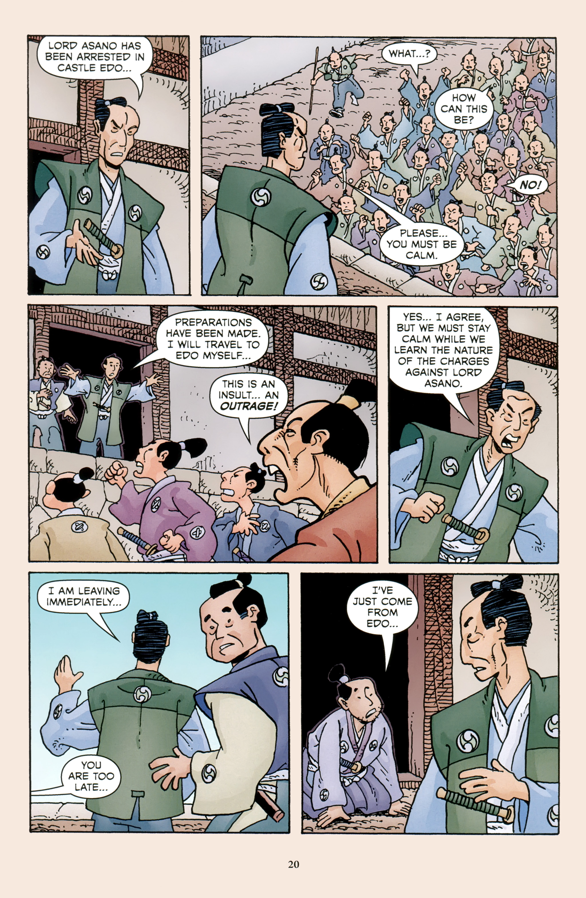 47 Ronin 2 Page 21