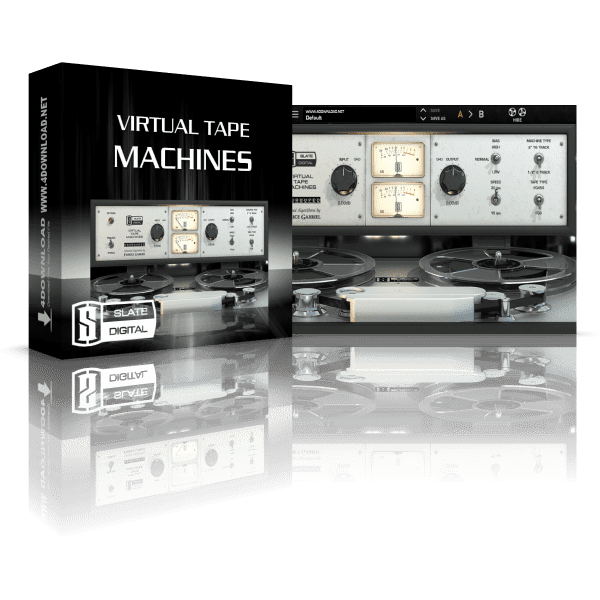 Slate Digital Virtual Tape Machines v1.1.17.2 Full version