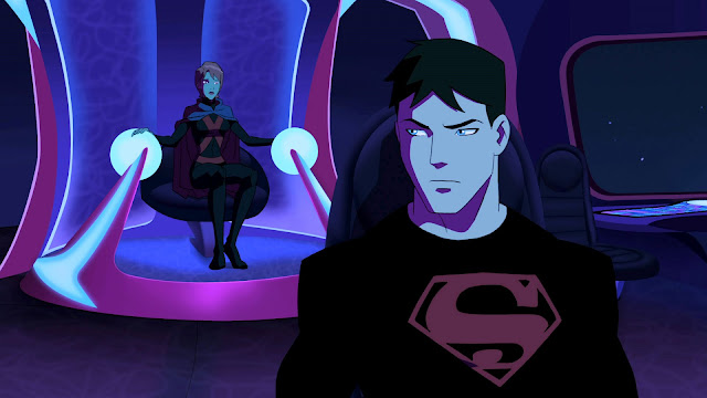 Superboy is bummed that his psycho ex-girlfriend isn't your typical psycho ex-girlfriend who sends him batshit crazy texts or vandalizes his car and is much, much worse.