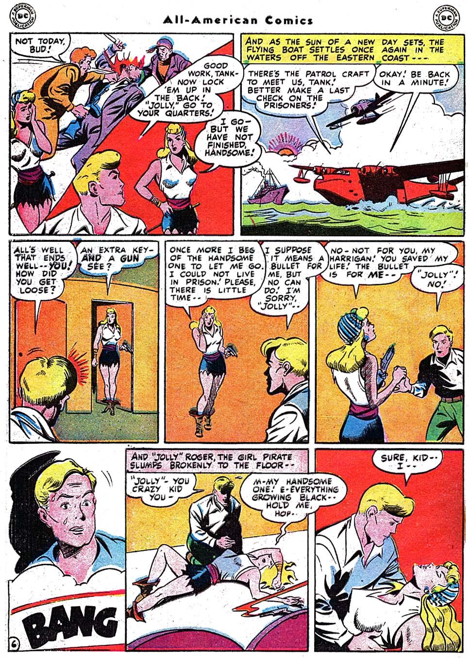 Read online All-American Comics (1939) comic -  Issue #91 - 48