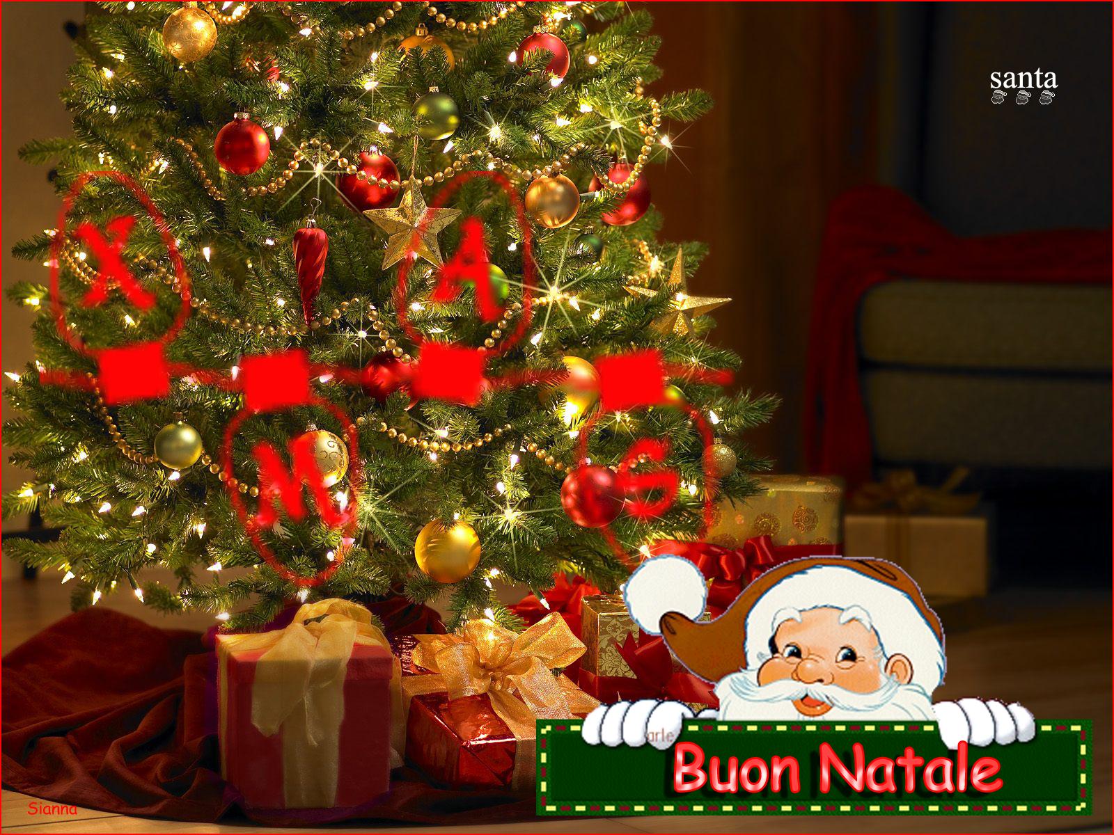 Estremamente Foto Per Auguri Di Buon Natale VO87