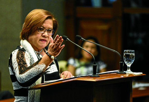 De Lima Says Duterte May Face Crimes Against Humanity At The International Criminal Court! Read This!