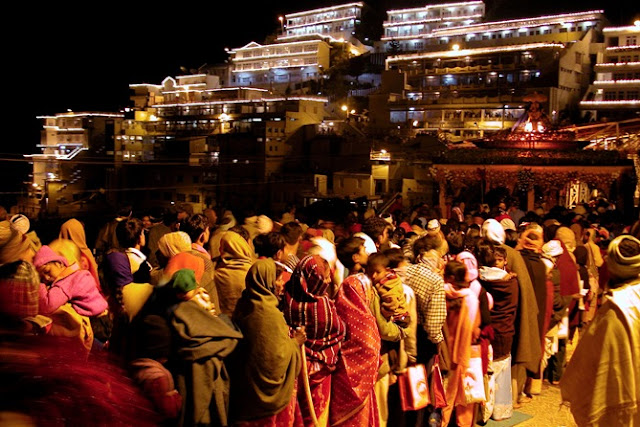 Katra, a small town in the Indian state of Jammu and Kashmir, is the gateway to the holy shrine of Vaishno Devi