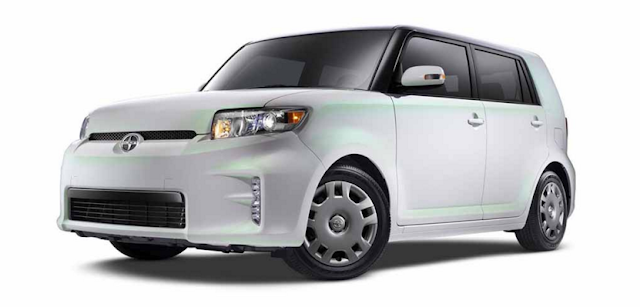 2017 Scion Xb Specifications