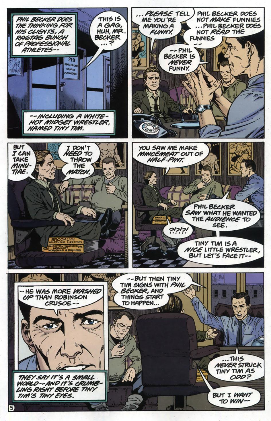 Read online American Century comic -  Issue #26 - 5