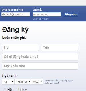 Cách lưu mật khẩu trên Cốc Cốc với các tài khoản Facebook, Gmail, Yahoo...
