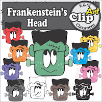 https://www.teacherspayteachers.com/Product/Frankensteins-Head-Halloween-Clip-Art-2792921
