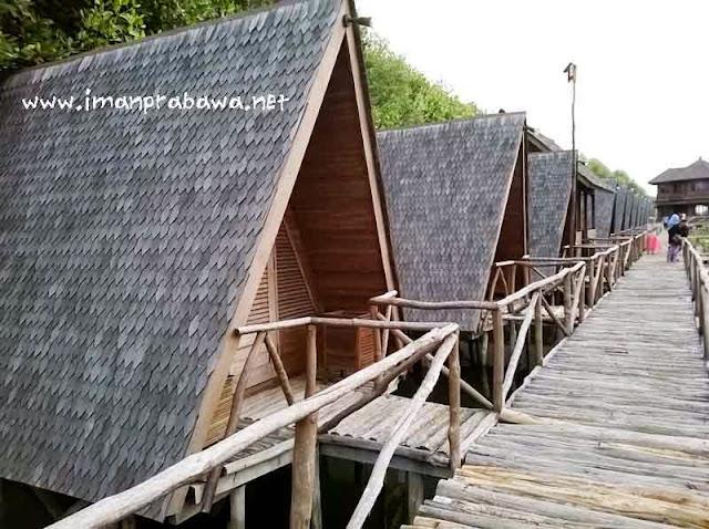 Rumah Di Taman Wisata Alam Mangrove