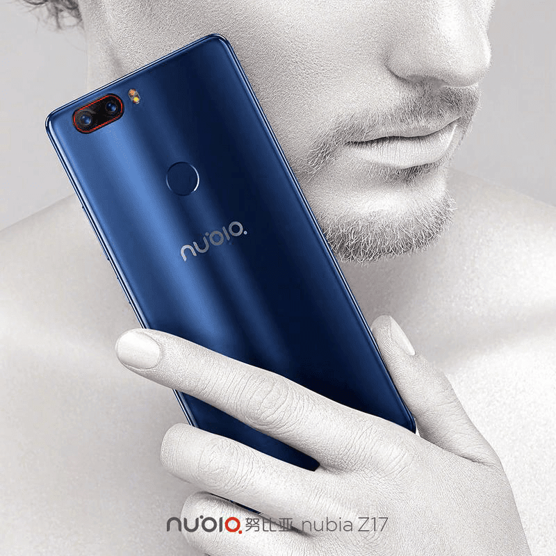 ZTE Has Just Made The Nubia Z17 Official, A Monster Phone With 8 GB RAM
