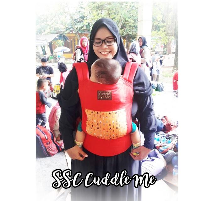 gendongan ssc cuddle me