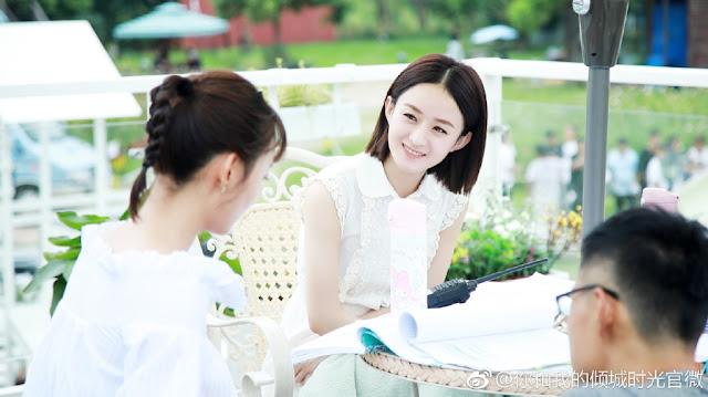 Our Glamorous Times Zhao Li Ying short hair