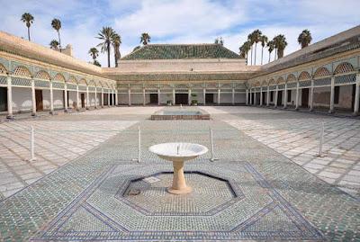 Bahia Palace - قصر الباهية