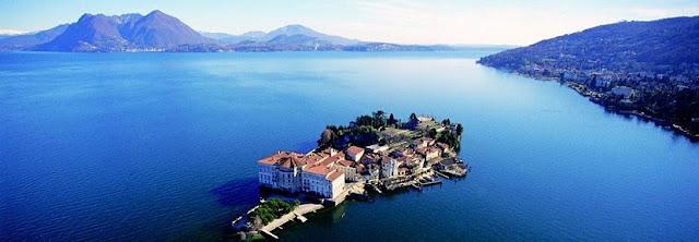 Visita ao Lago Maggiore em Milão