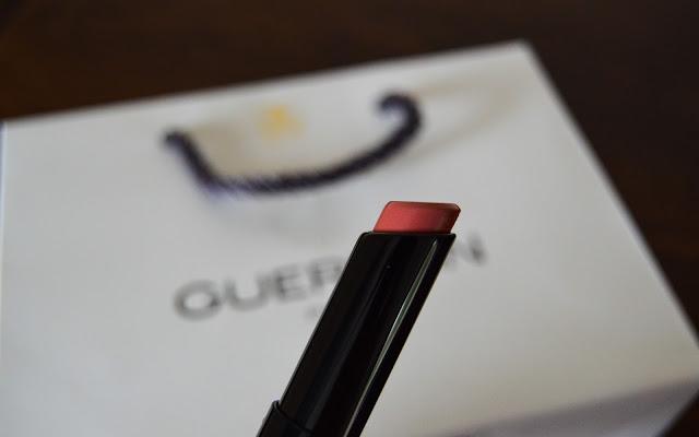 Guerlain La Petite Robe Noire Lipstick Beige Lingerie Review