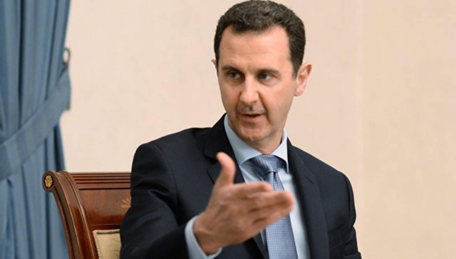 Assad berdiskusi dengan delegasi Rusia tentang hasil KTT Istanbul