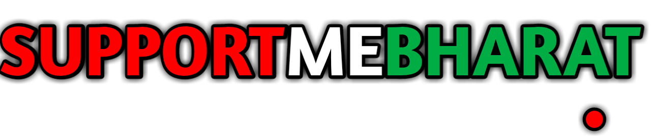 SUPPORTMEBHARAT - India's Biggest Youth Media Platform