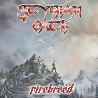 """Το ep των Stygian Oath """"Firebreed"""""""