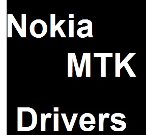 Nokia MTK chipset USB drivers 100% working